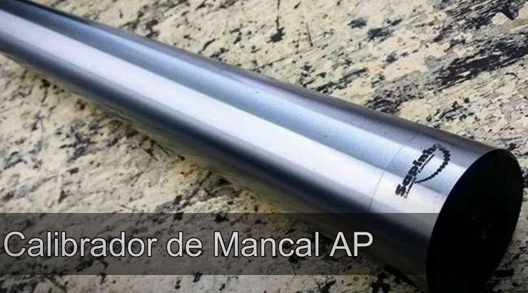 Calibrador de Mancal